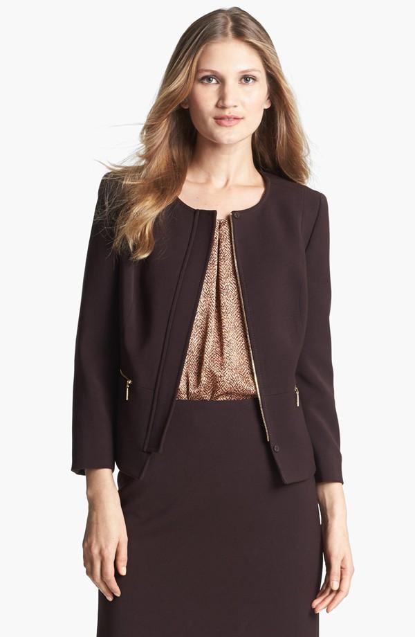 New fashion slim fit blazer
